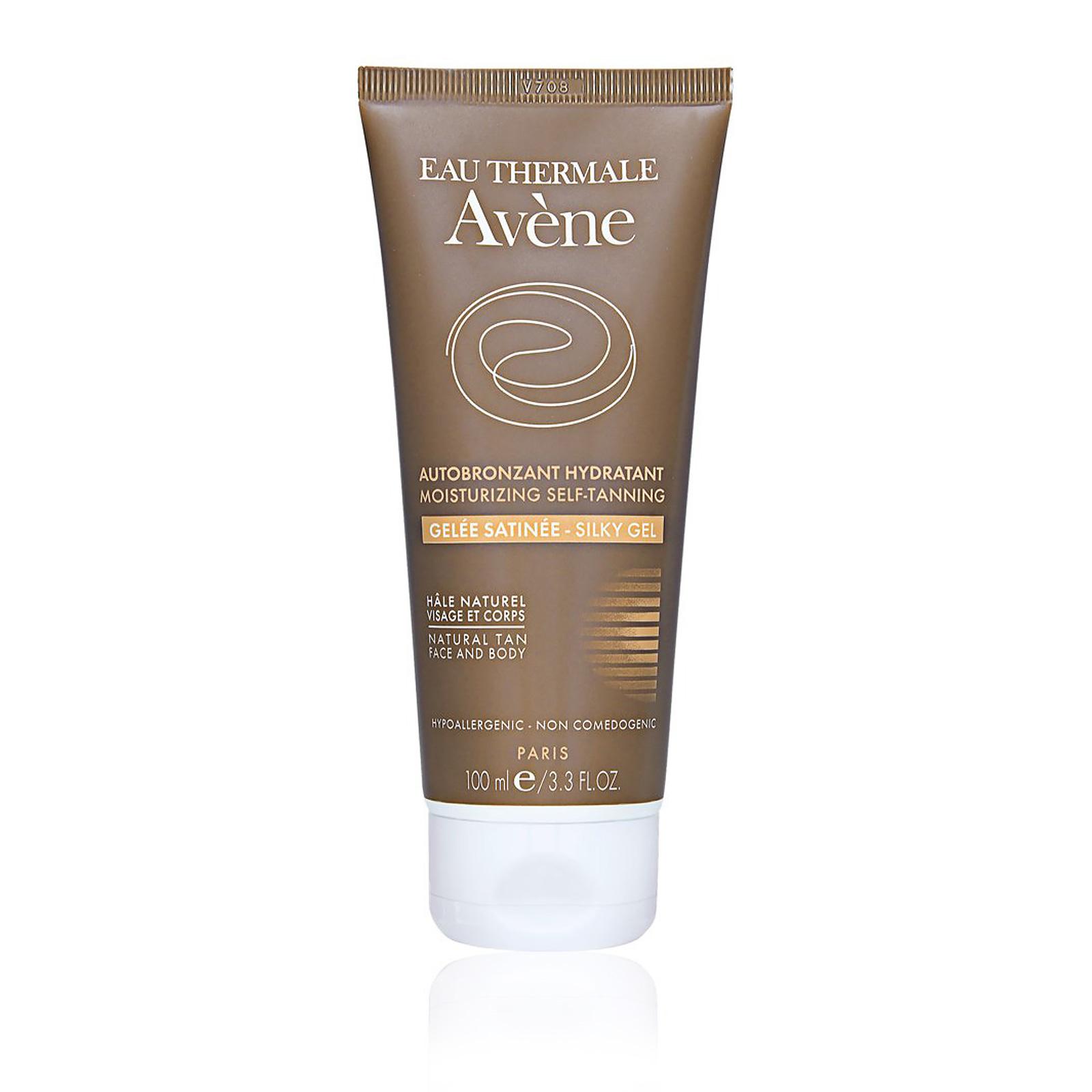 Autobronzant Hydratant Moisturizing Self-Tanning Silky Gel (For Sensitive Skin)