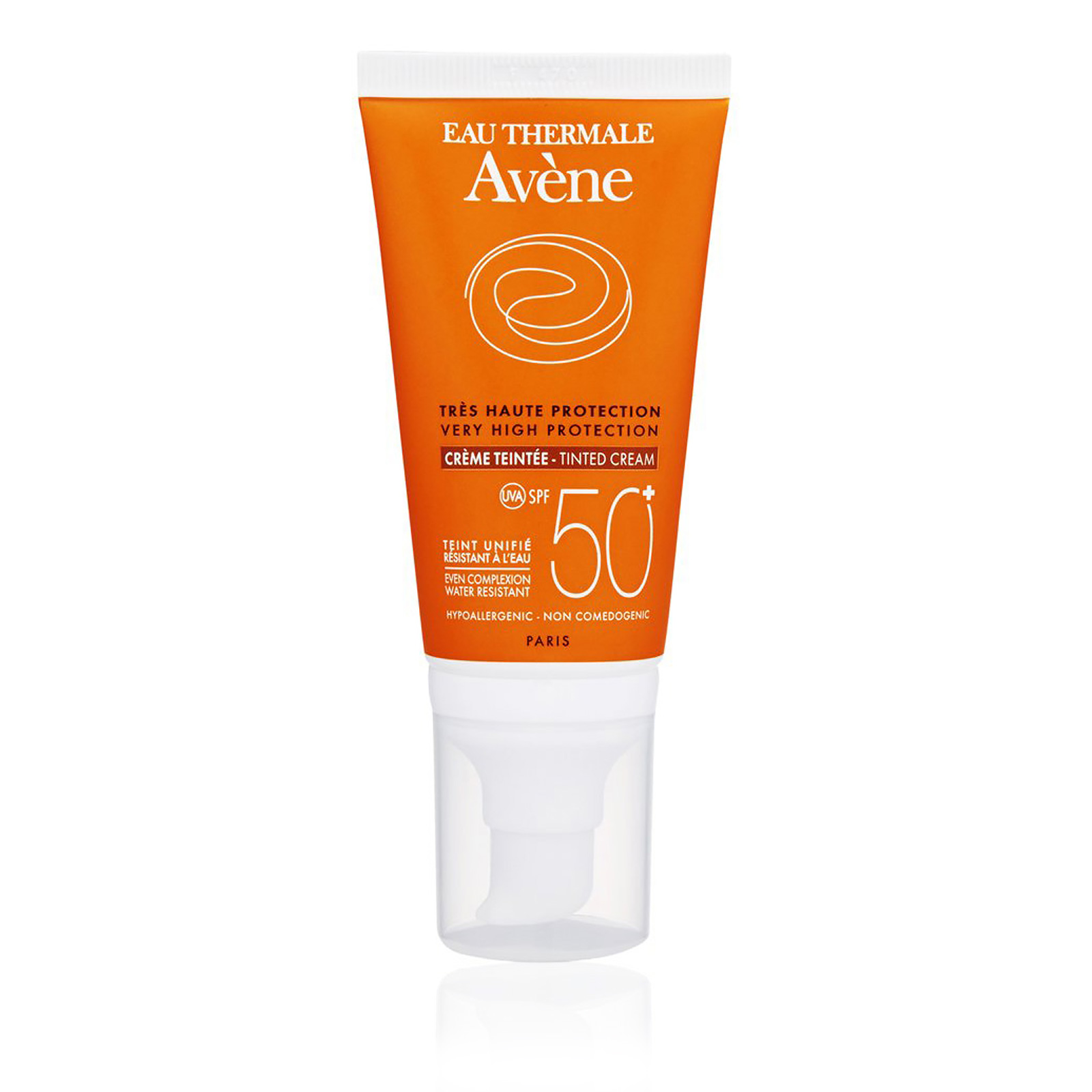 Very High Protection Tinted Cream SPF50+