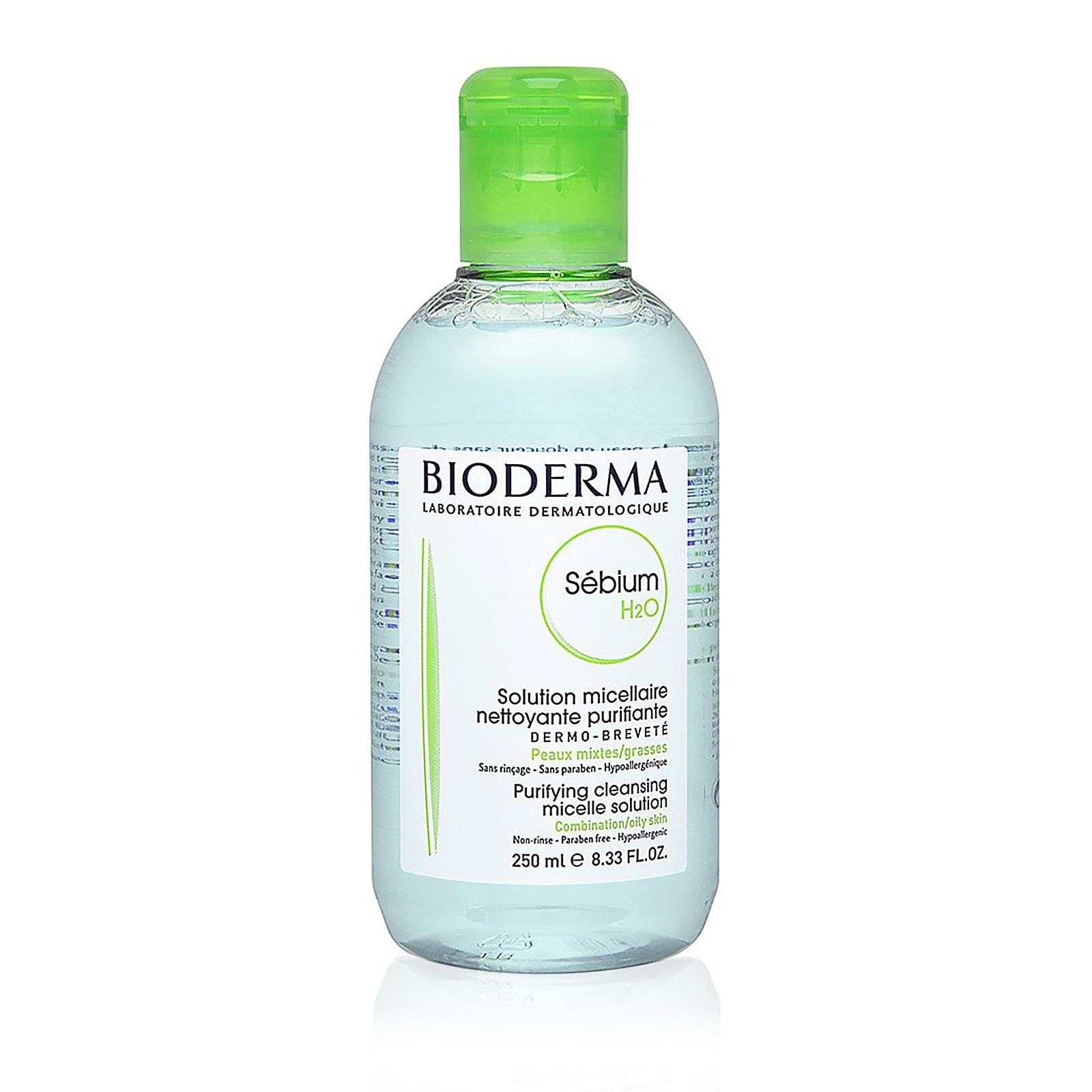 Sébium H2O Micelle Solution (Combination or Oily Skin)