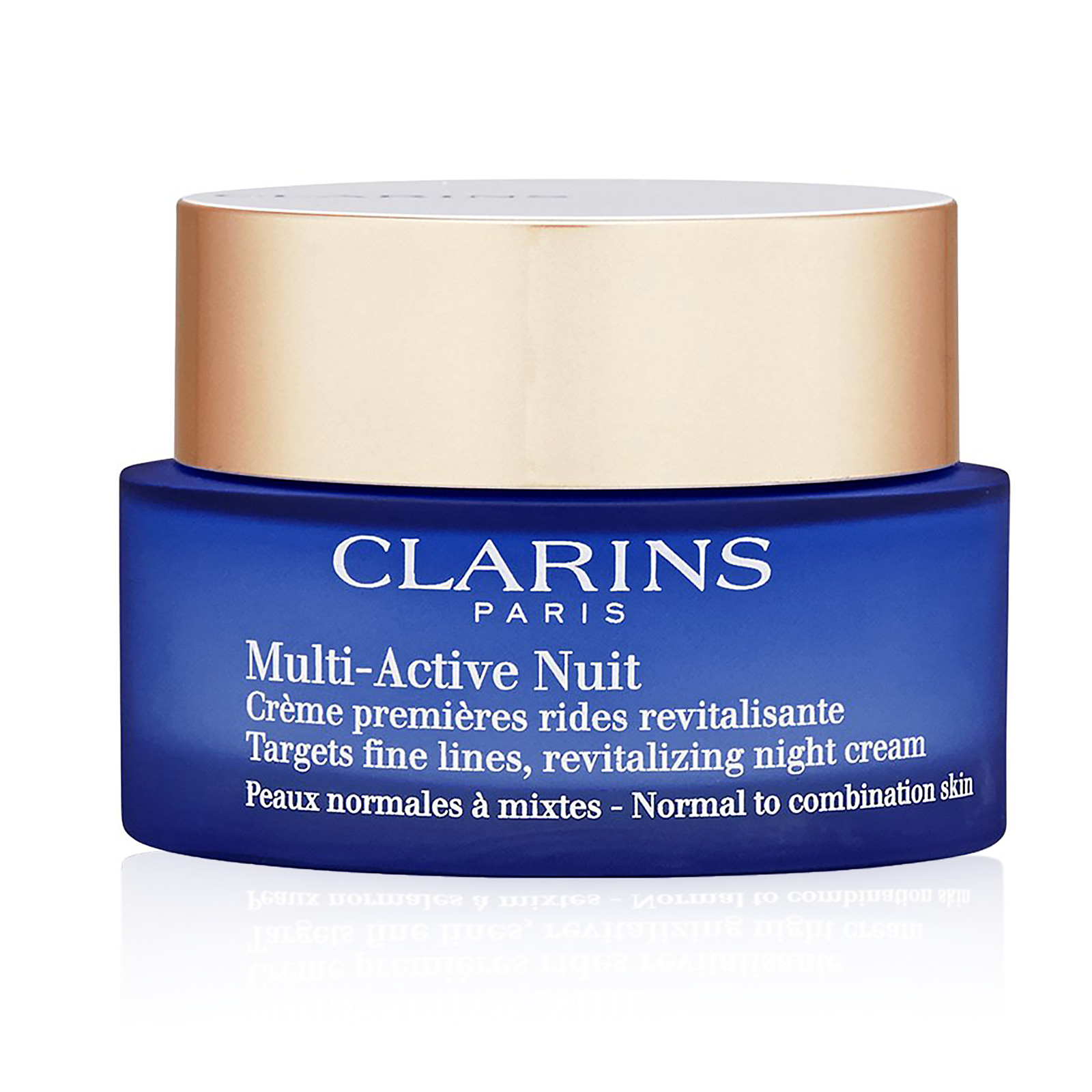 Multi-Active Night Cream (For Normal to Combination Skin)