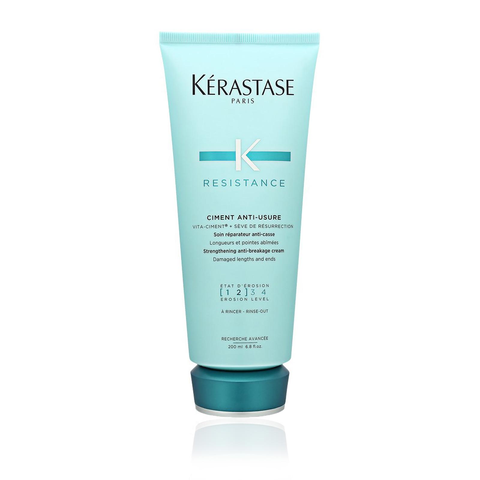Resistance Ciment Anti-Usure Strengthening Anti-Breakage Cream (Damaged Lengths & Ends)
