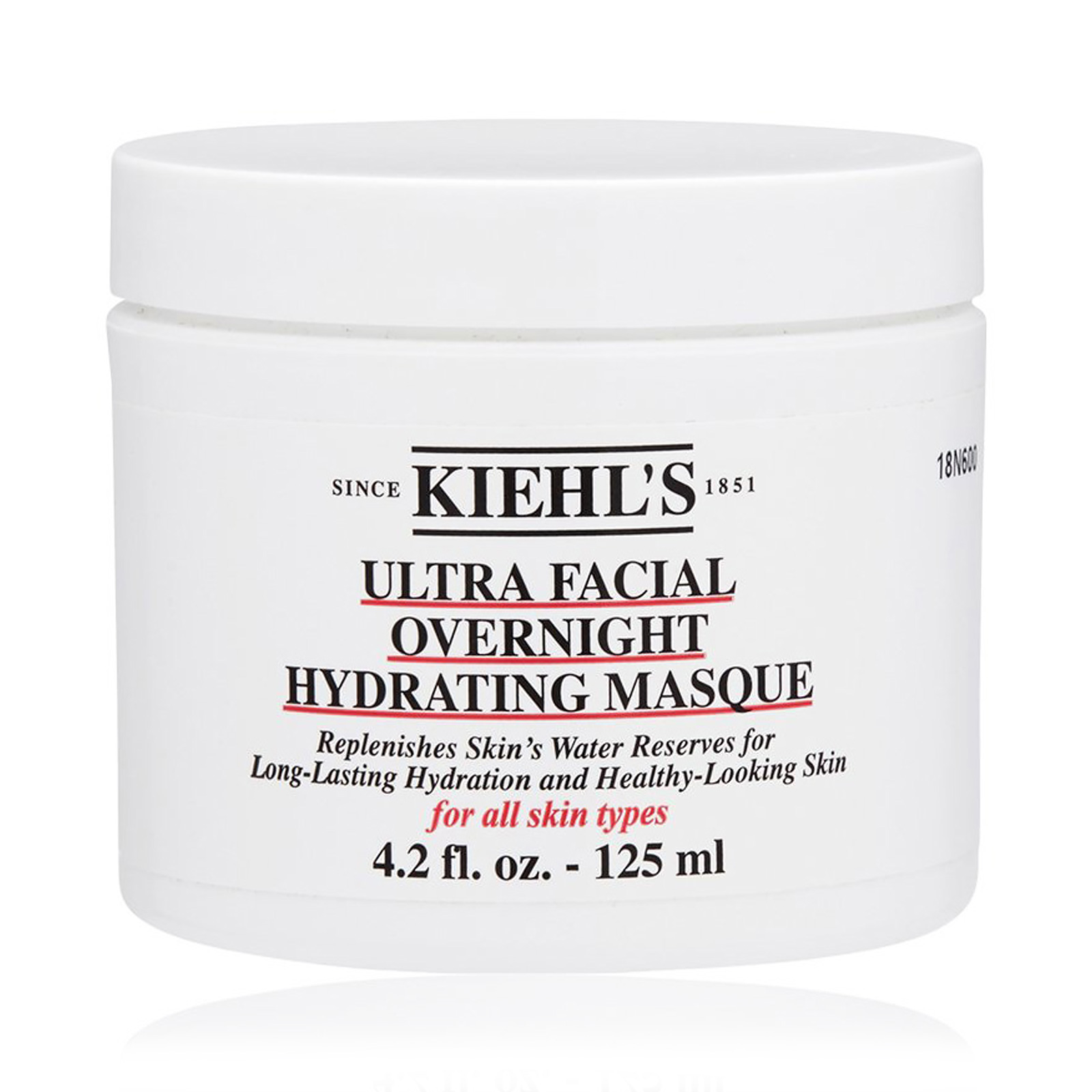 Ultra Facial Overnight Hydrating Masque (For All Skin Types)
