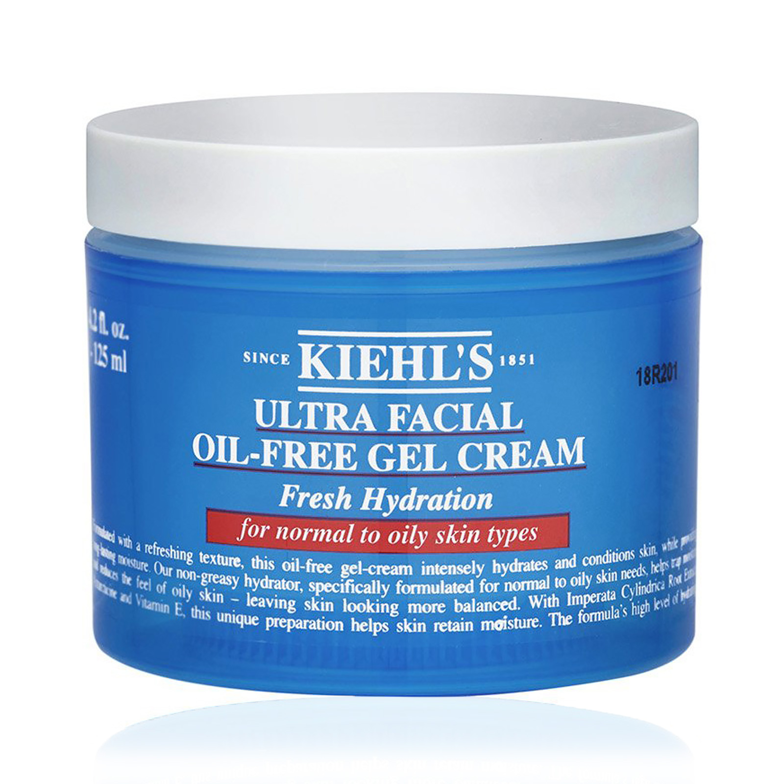 Ultra Facial Oil-Free Gel Cream (For Normal To Oily Skin)