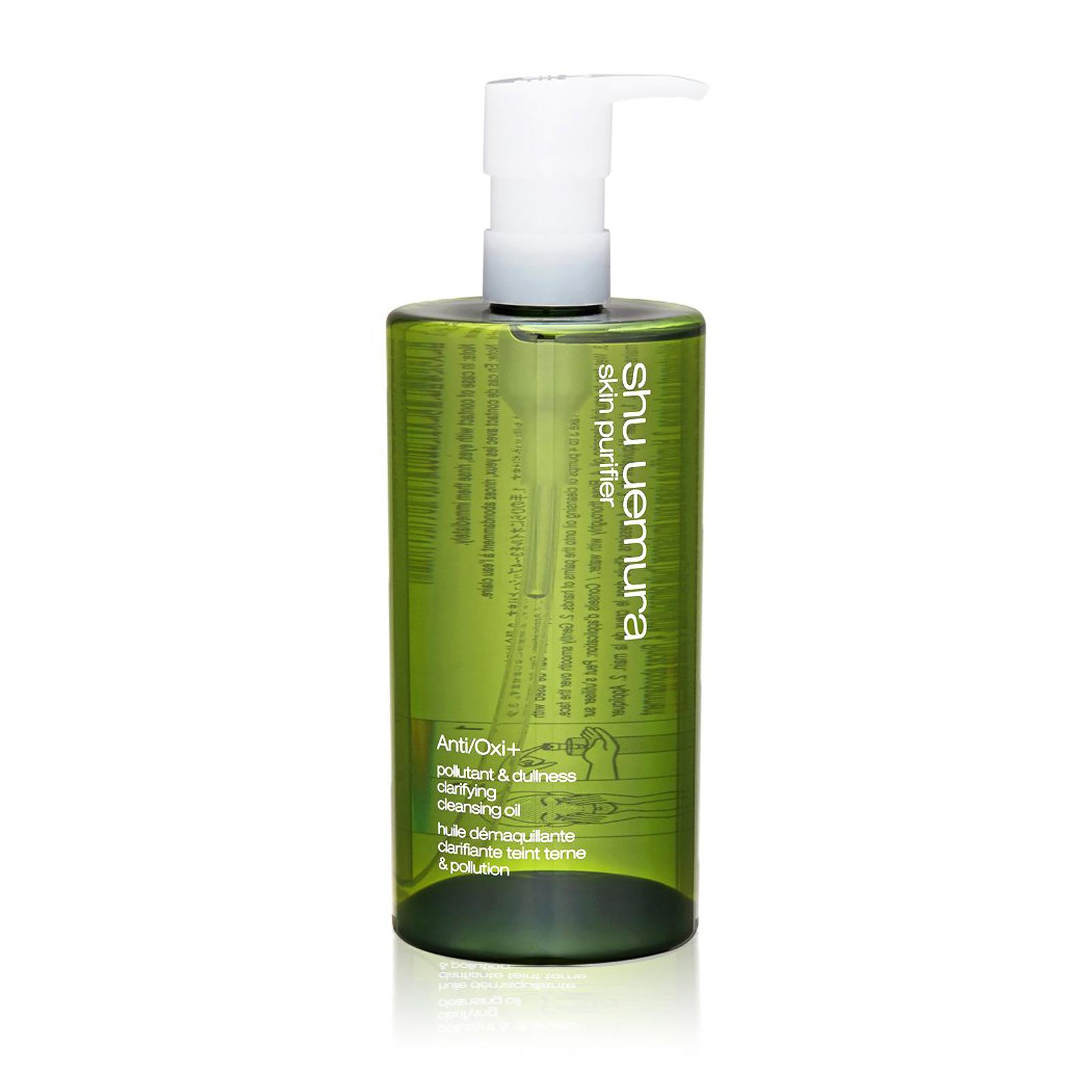 Skin Purifier Anti/Oxi+ Pollutant & Dullness Clarifying Cleansing Oil