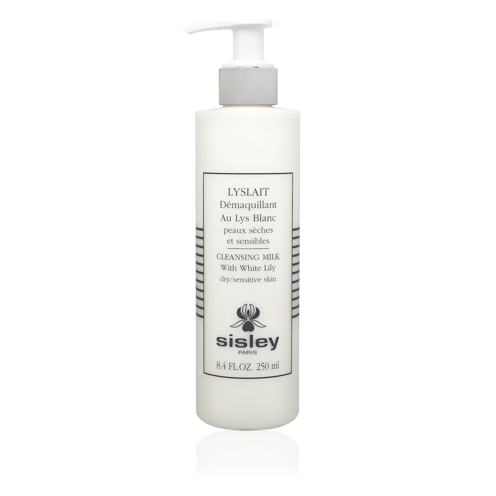 Cleansing Milk with White Lily (Dry / Sensitive Skin)