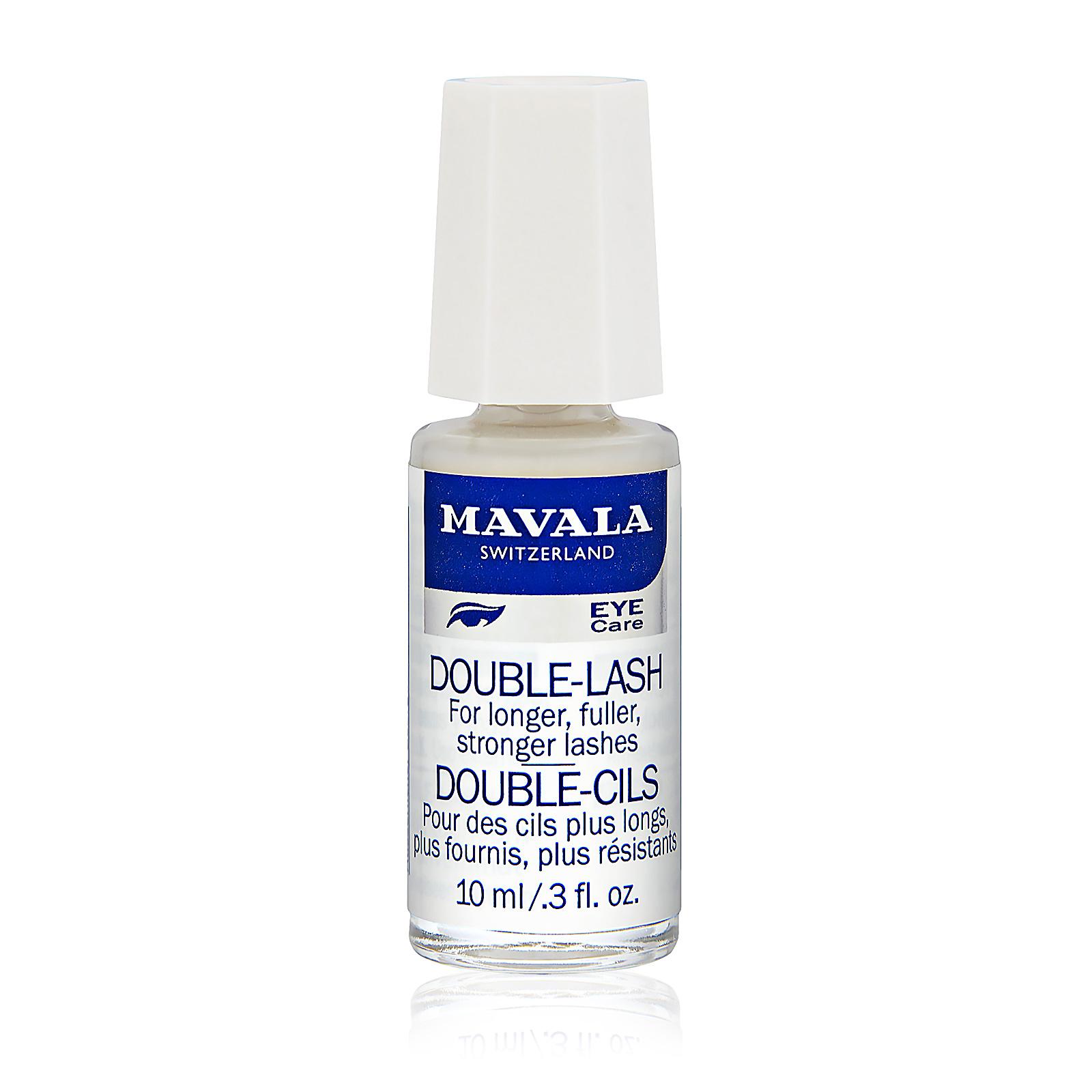 Double-Lash (For Longer, Fuller, Stronger Lashes)