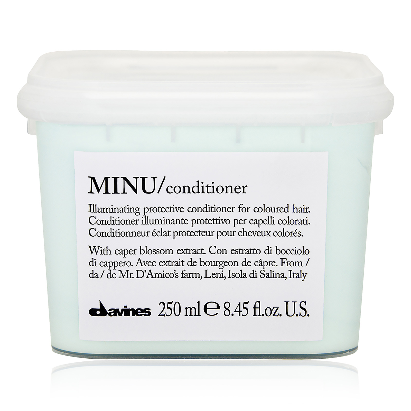 MINU Conditioner (For Colored Hair)